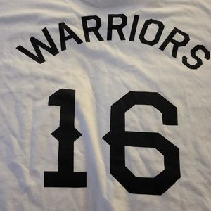 NWOT BLVCK SCVLE WARRIORS 16 Shirt
